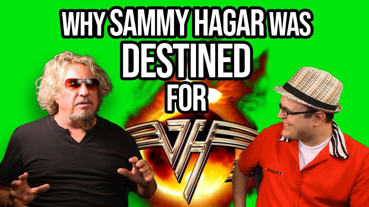 Sammy Hagar TELLS Us The 70s & 80s Experiences That Led To Van Halen | Professor of Rock