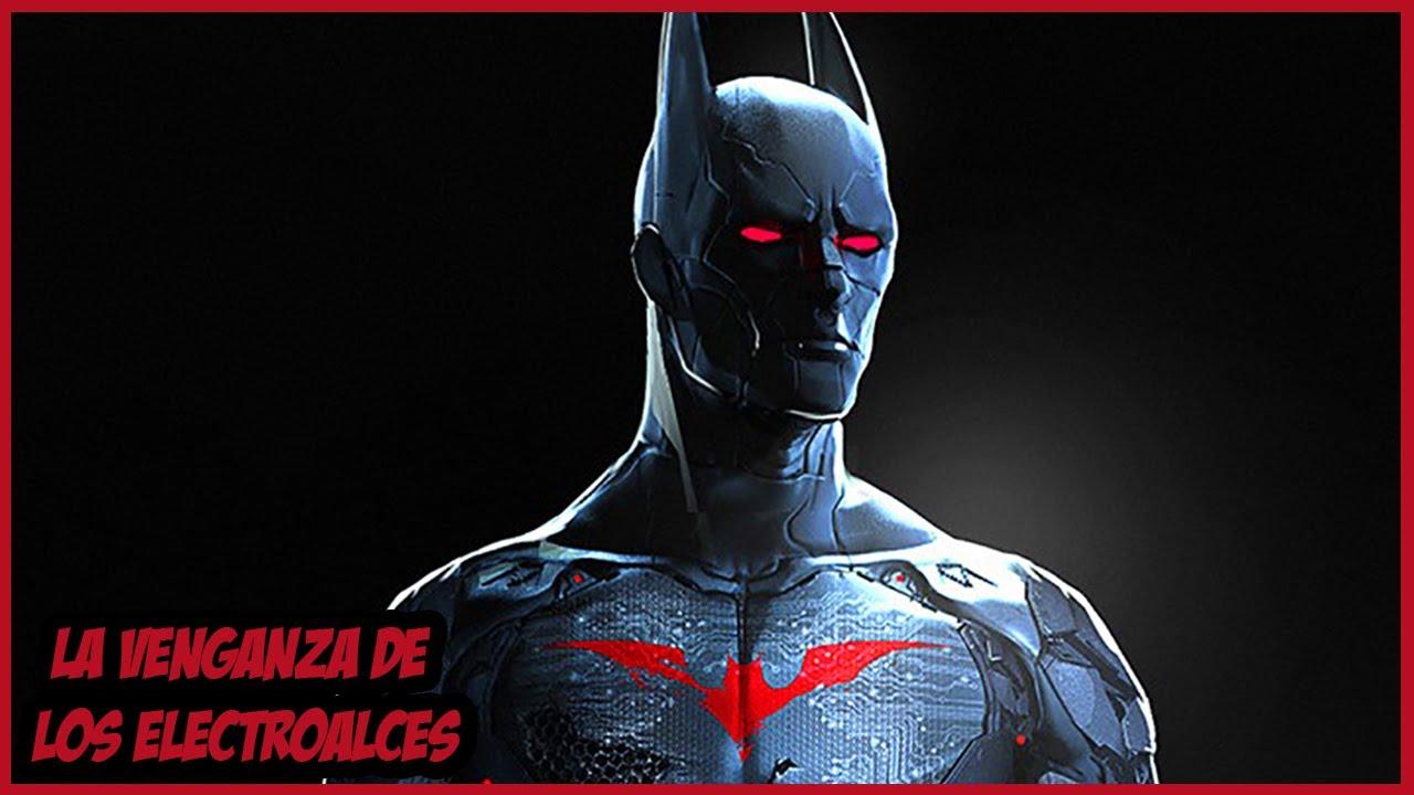 ¡Se FILTRA Película de BATMAN del FUTURO!