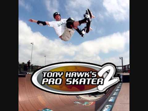 Tony Hawk's Pro Skater 2 - Soundtrack (full album)