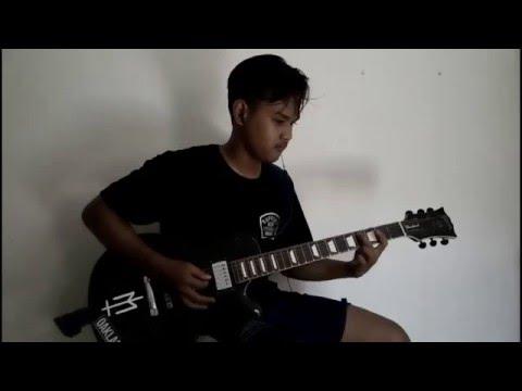 Stand Here Alone - Pacarku siluman (guitar cover) by alpinnegara