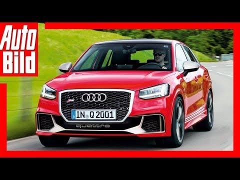 Zukunftsaussicht Audi Rs Q2 Details Erklarung Youtube