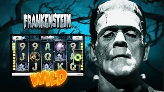 Free Frankenstein slot machine by NetEnt gameplay ★ SlotsUp