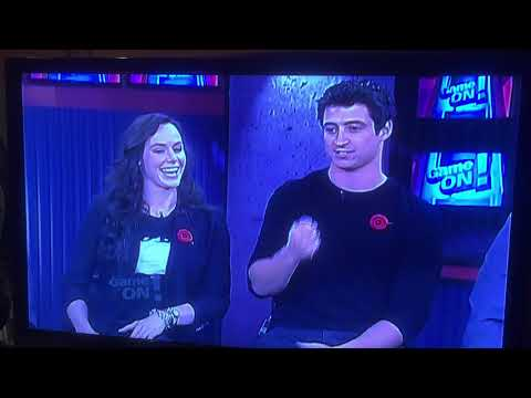 Scott and Tessa on Game On