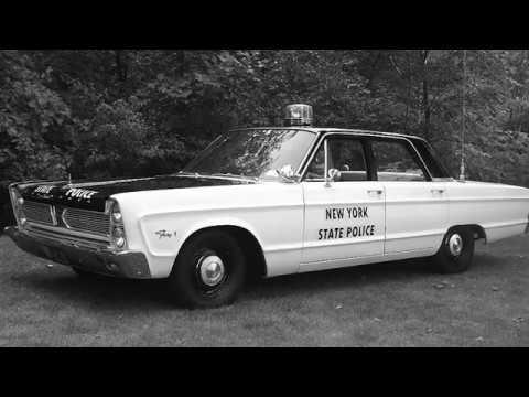 Gone: The Patrolman