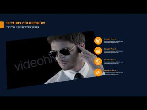 Security IT - Company Promo - After Effects template from Videohive ...