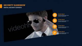 Security IT - Company Promo  - After Effects template from Videohive