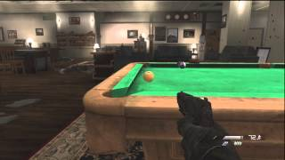 Call Of Duty Ghosts Pool Table On Atlas Falls