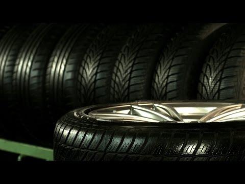 Хранение шин. 3 основных правила.