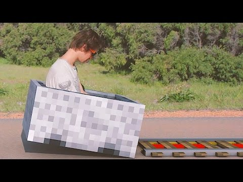 Thumbnail: Minecraft In Real Life | The Griefer