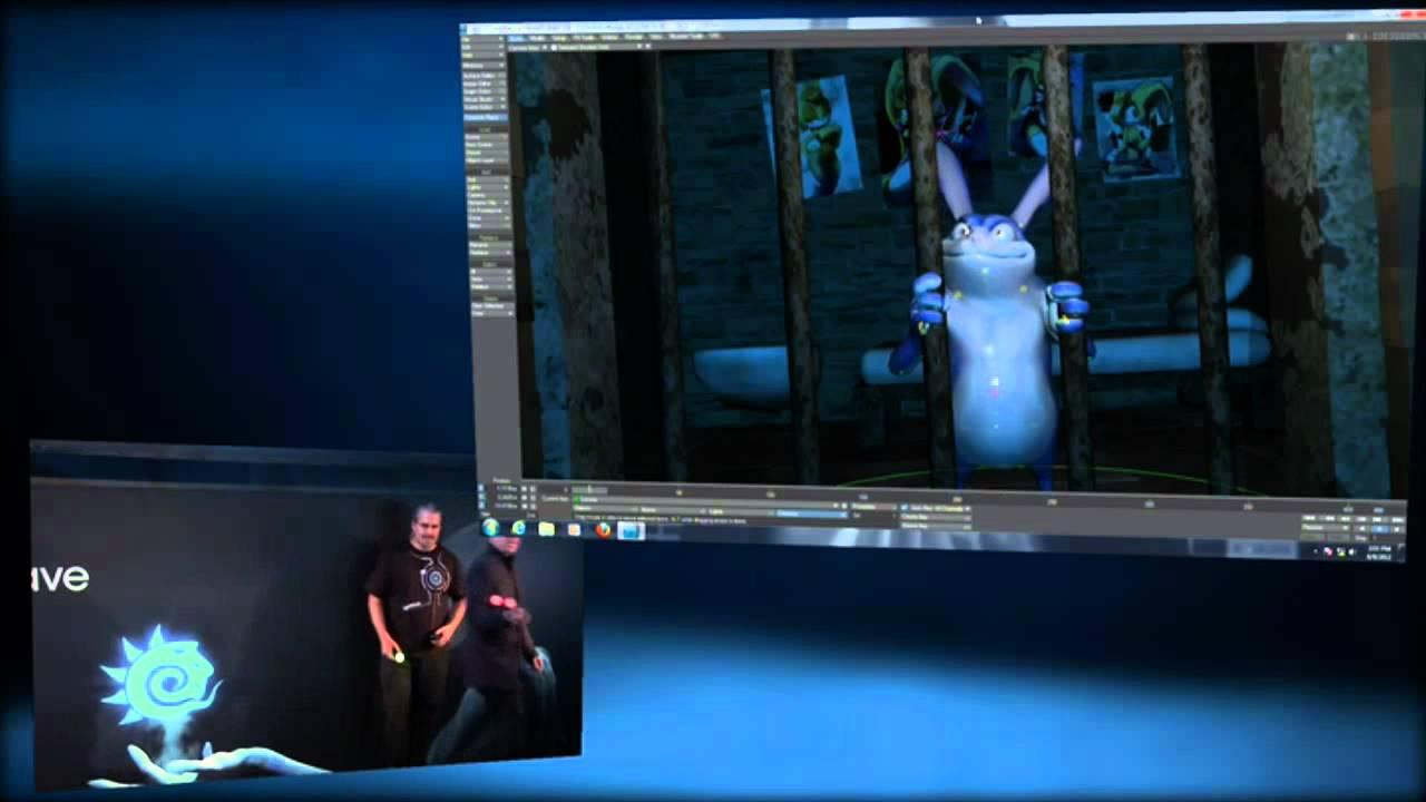 SIGGRAPH 2012 - Virtual Studio Tools