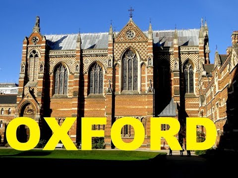 GREAT BRITAIN: OXFORD (Oxfordshire, England, UK) #Oxford, #UniversityofOxford,