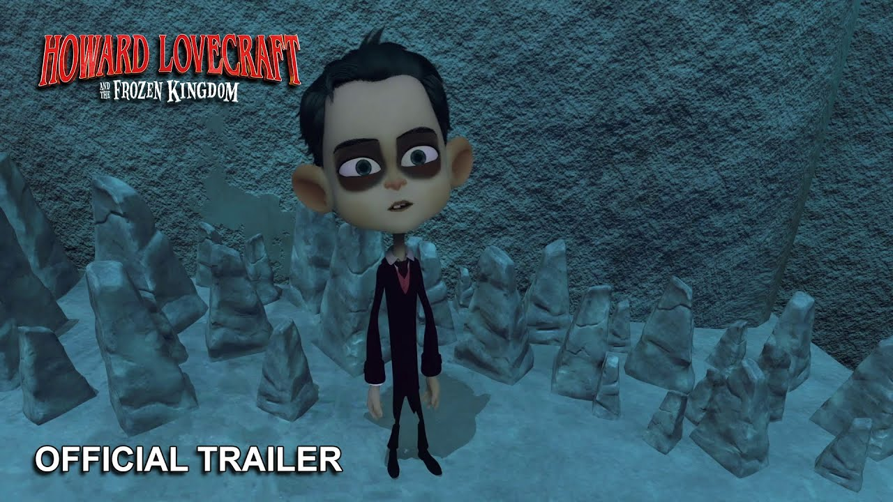 Download Howard Lovecraft and the Frozen Kingdom   Official Trailer #2