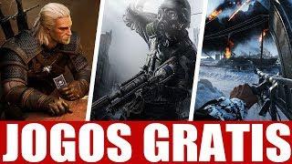 CORREEE JOGOS GRATIS PARA PC, PS4 E XONE!!! Novidades Sobre BATTLEFIELD V E RED DEAD 2!!!