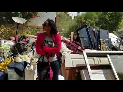 La maison de Maimouna Bousso du mouvement Xalass démolie