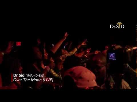 Dr SID performs – Over the moon (Irving Plaza)