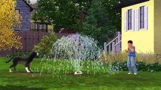 The Sims 3 - Domácí mazlíčci trailer