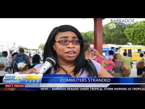 BARBADOS TODAY EVENING UPDATE - August 17, 2017