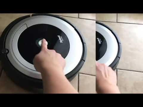 iRobot Roomba 690 Robot Vacuum-Review and Demo