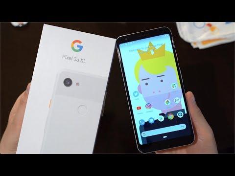 Google Pixel 3a XL Review Videos