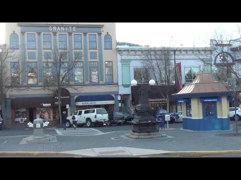 Downtown Ashland Oregon