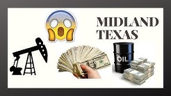 WHAT NO ONE TELLS YOU ABOUT MIDLAND TEXAS. OILFIELD MONEY, OILFIELD JOBS,HOUSING, DRUGS & ALCOHOL.