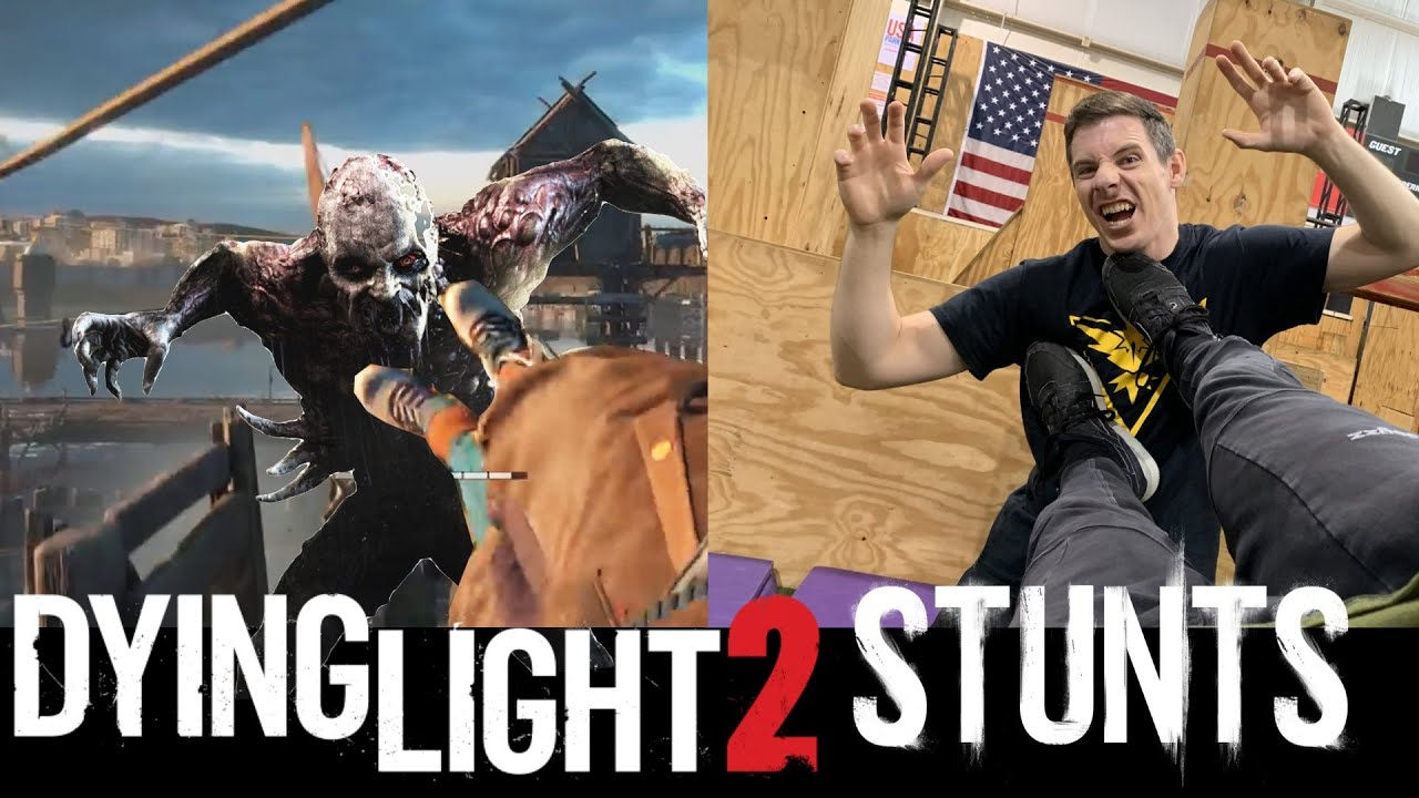 Attempting Dying Light 2 Stunts In Real Life POV thumbnail