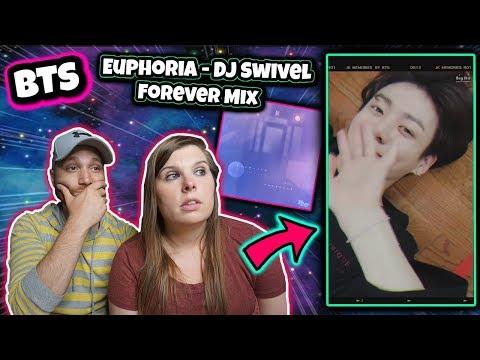 [2019 FESTA] Euphoria (DJ Swivel Forever Mix) - JK memories by BTS Piano Version
