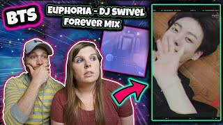 [2019 FESTA] Euphoria (DJ Swivel Forever Mix) - JK memories by BTS Piano Version REACTION
