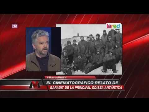 Jorge Baradit,La Expedicion Shackleton y El Asalto al Morro de Arica.