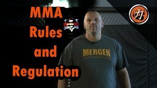 What are MMA Rules and Regulations? - Fred Mergen