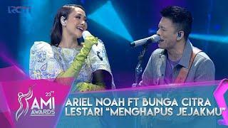 "Download Ariel Noah x Bunga Citra Lestari - ""Menghapus Jejakmu"" | AMI AWARDS 23rd | 2020"