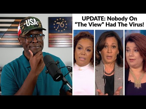 """UPDATE: Nobody Had The Virus On """"The View""""!"""