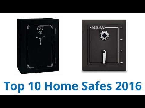 10 Best Home Safes 2016