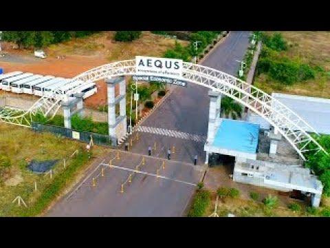 Aequs SEZ - World class aerospace manufacturing ecosystem