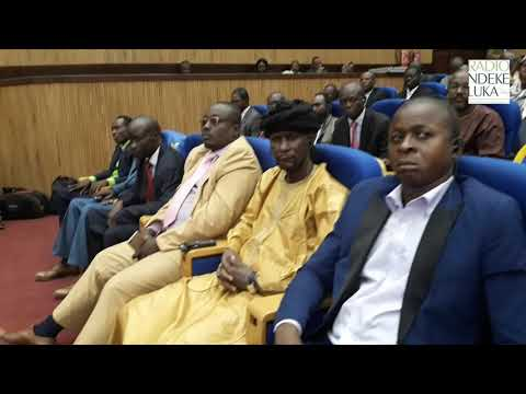 RCA / Radio Ndeke Luka / Dialogue de Khartoum, Armel Sayo optimiste