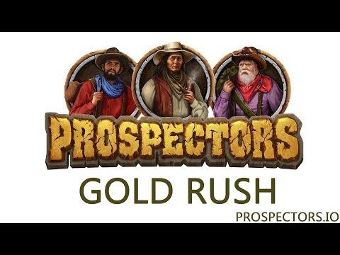Gold Rush. Prospectors