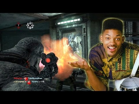 ONE SHOT ONE KILL SESSION! (Gears of War Ultimate Edition) Gameplay With TheRazoredEdge!