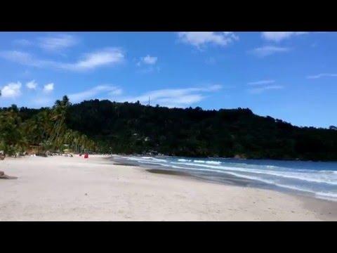 Maracas Beach, Trinidad, Trinidad and Tobago