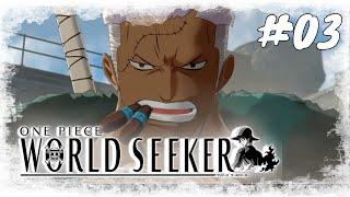 Lets Play One Piece World Seeker #03 / Smoker lässt nicht locker / Gameplay (PS4 Deutsch German)