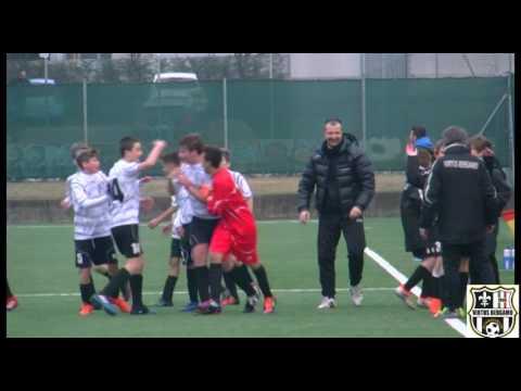 Esordienti 2004 Virtus Bergamo-Atalanta 2-1 11 febbraio 2017