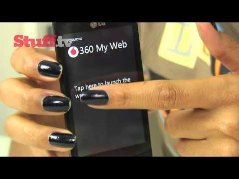 LG Optimus 7 review