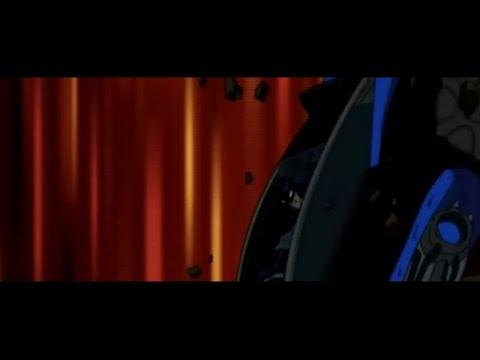 Batman vs Gearhead :The End of Batman's Ride [HD]