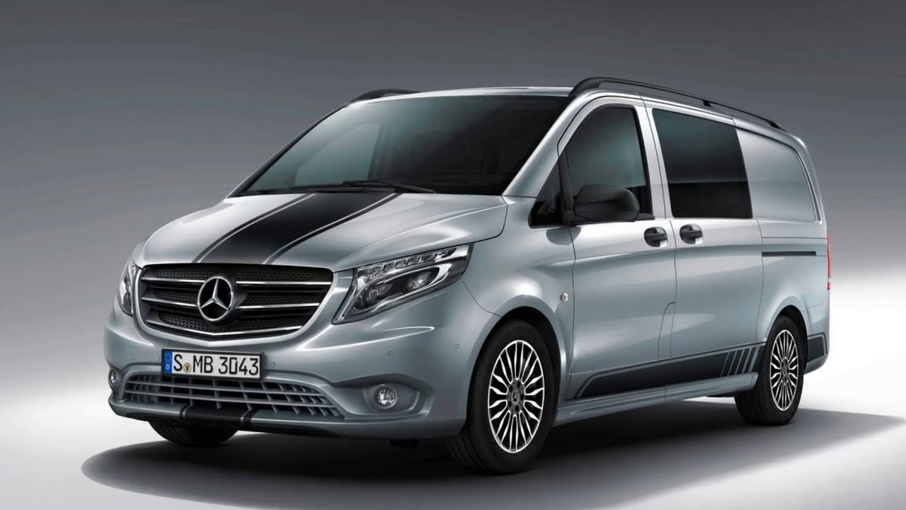New Mercedes Vito Sport Line Isn T The Amg Van Of Your Dreams Youtube