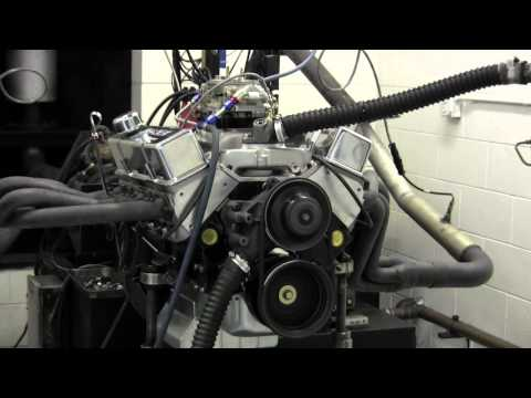 Repeat Pro Star Chevy 406 Street crate engine 545hp 535
