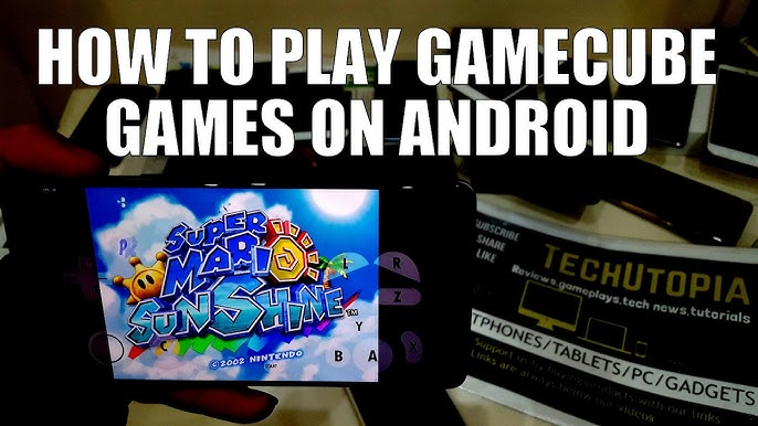 DOLPHIN emulator for smartphones/Android/Best Settings/Setup