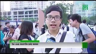 VTC14 | Thi vào lớp 10 chuyên ở Hà Nội, thí sinh tự tin đạt điểm cao