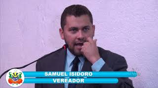Samuel Isidoro pronunciamento 11 10 2018