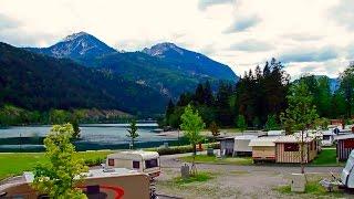 Reisebericht Alpen Caravan Park Achensee (Tirol) Juni 2014