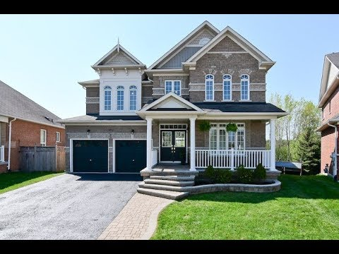 102 Roseborough Dr Scugog Open House Video Tour