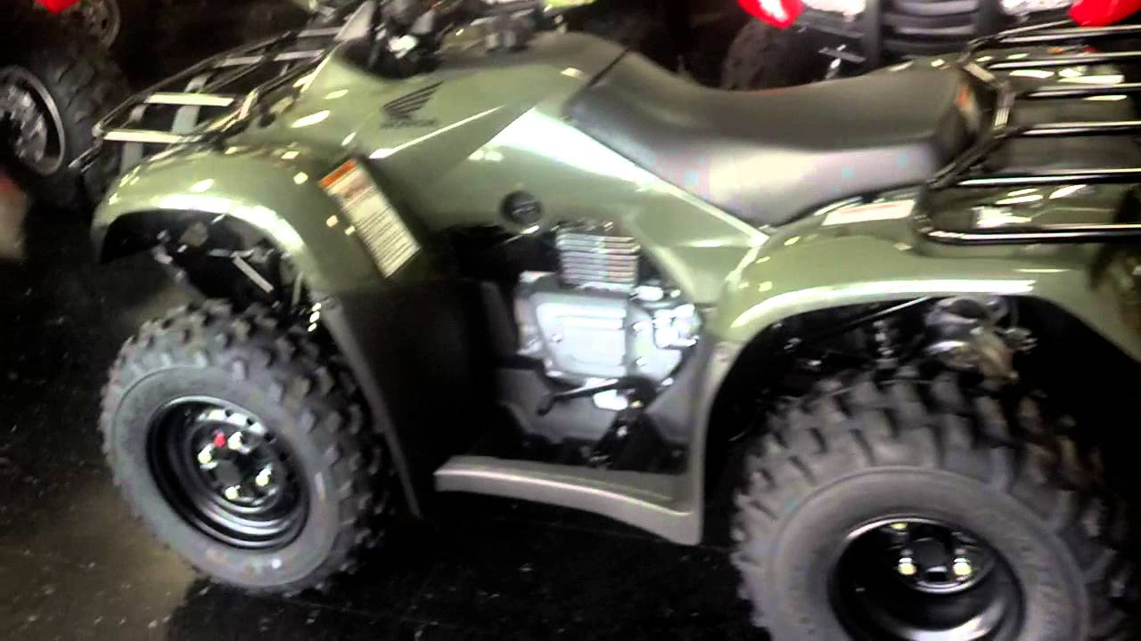 Marvelous 2014 TRX250 Recon ATV SALE At Honda Of Chattanooga / TRX250TE TRX250TM / TN  Honda PowerSports Dealer   YouTube